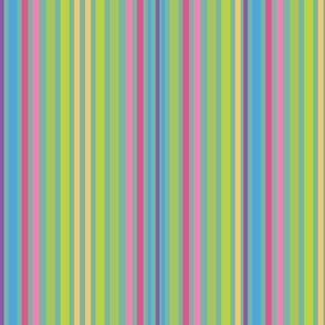 Candy Citrus Stripes