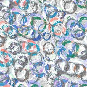 Messy Circles