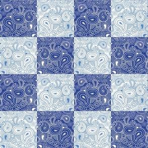 Paisley Blues