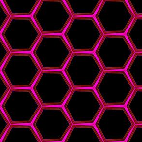 Disco Honeycomb