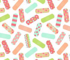 Bandaids - Large - Mint, Raspberry