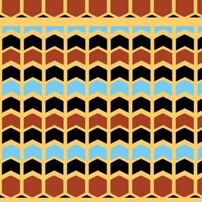 Egyptian Chevron