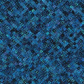 Blue Bling Jewels