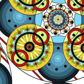 Circles in Full Color