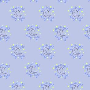 Goodnight Sleep Tight Blue-01