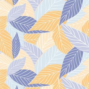 Marshmallow leaves