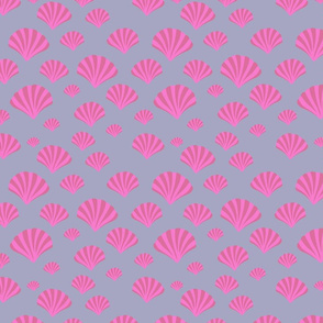 Pink Seashells