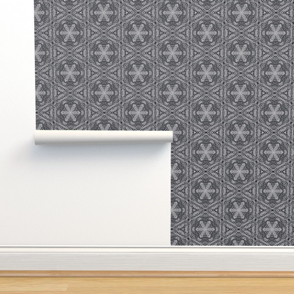 Isobar Durable Wallpaper featuring sweater-star3 by wren_leyland