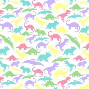 Dinos Pastel Multi