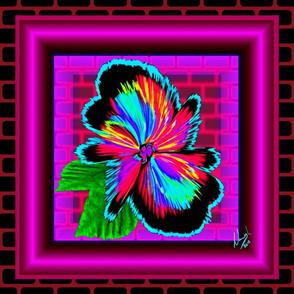 IntracateWildflower-Grafitti-WallArtBig