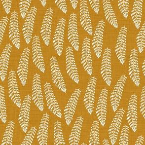 Sword Fern Golden Linen