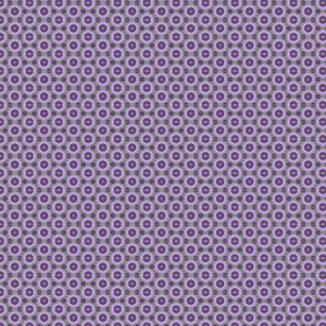 Purple and Green Pattern-01