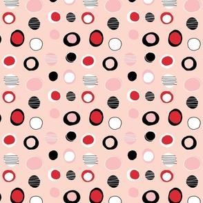 Wonky Dots-Lipstick