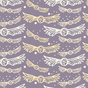 Golden Wings, Purple