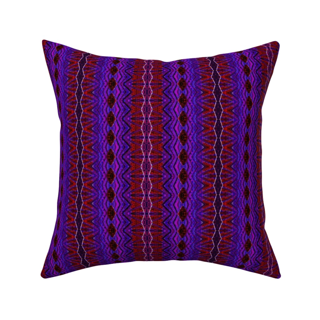 Catalan Throw Pillow featuring egyptian 86 by hypersphere