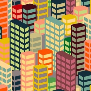 Bakelite Buildings
