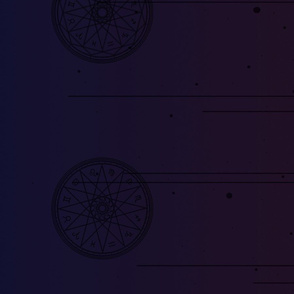 Purple Zodiac Gradient