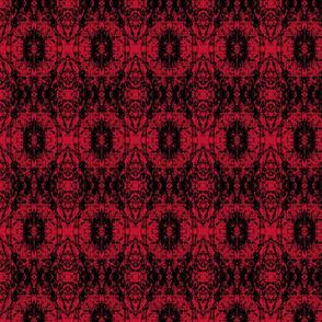 Vintage Bordello Red