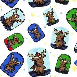Moose RV Vanlife Camper
