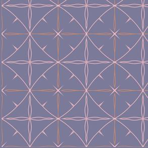 Purple triangle