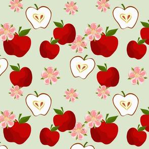 Apple Blossom Green-2