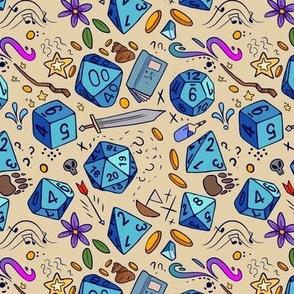 DND pattern