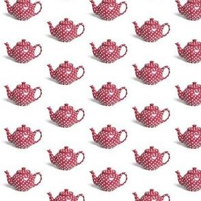 polkadot teapot