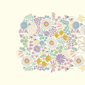 Meadow Calendar