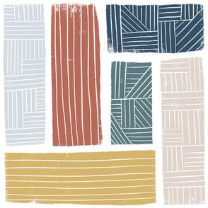 Blocks, Shapes & Stripes
