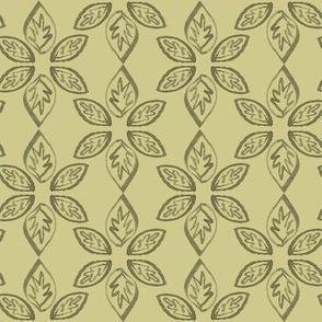 Three Leaf Pattern