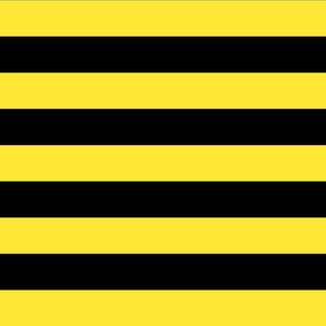 yellow and black stripes 2in :: halloween