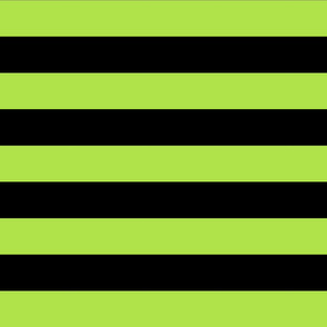 green and black stripes 2in :: halloween
