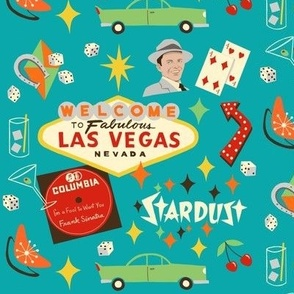 Vintage Las Vegas-Smaller