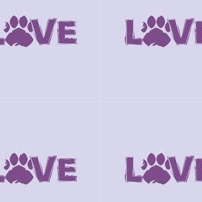 Love Pastel Purple