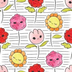Blooms 2 - Smaller Print