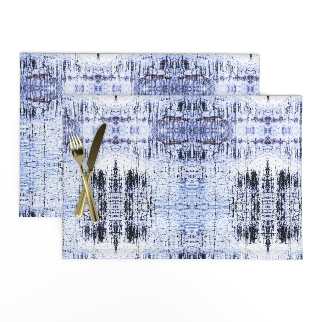 Lamona Cloth Placemats featuring Cool Marsh Grasses by faithdesigns