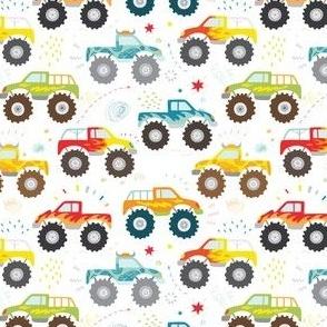 trucks pattern