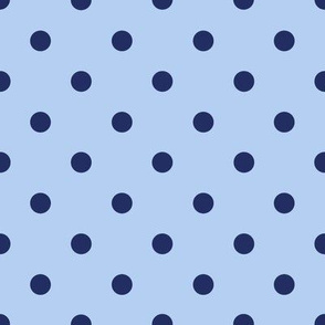 Chloe Dot ink blueberry 2