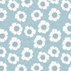 Daisy Fresh Blue