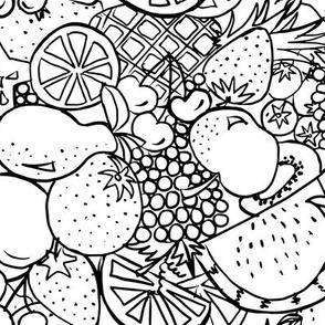 Fruity - by Kara Peters