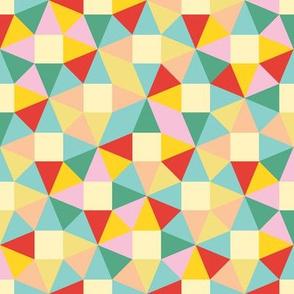 Umbrella Triangles
