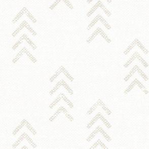 arrow stripes - light greige