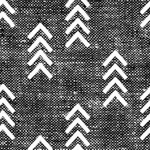 arrow stripes - grey