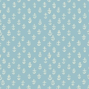 Baby Blue Anchors
