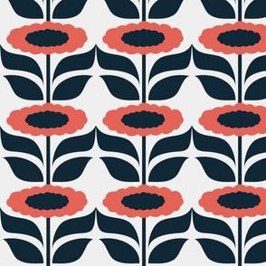 Retro Flowerbed