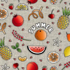 summer-fruits-couleur