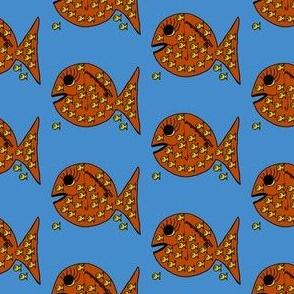 """FI_7524_D """"Fishing Fish, Fish"""""""