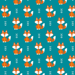 FoxIt Teal