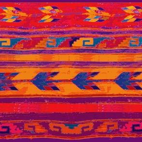 Southwest Native American Scarf