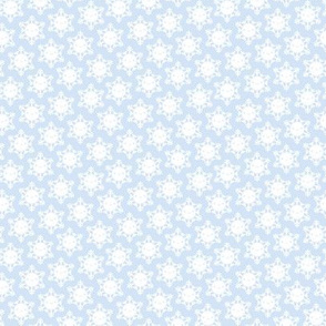 Mini Kawaii Winter Snowflakes
